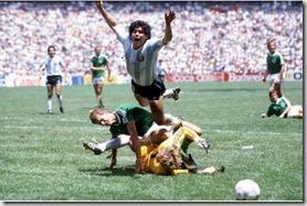 Argentina - Alemania 1986