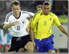 Brasil Alemania 2002