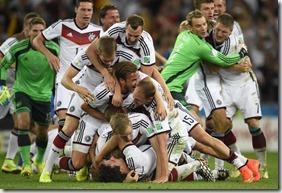 La Mannschaft, foto AFP, Odd Andersen