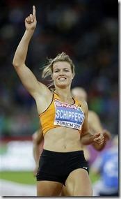 Dafne Schippers, foto AP