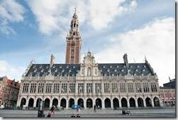 Universidad de Leuven, Bélgica