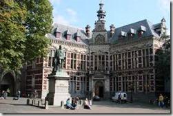 Universidad de Utrecht, Holanda