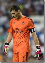 Iker Casillas, foto AFP