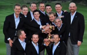 Ryder Cup Europa 2014