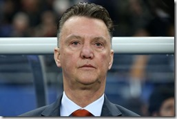 Louis Van Gaal, Getty Images