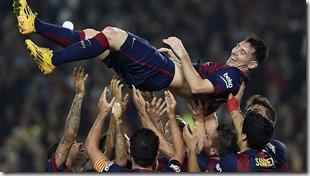 Messi foto Efe