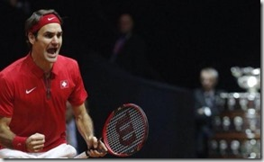 Roger Federer, Copa Davis