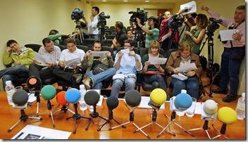 Rueda de prensa II