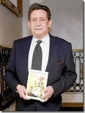 Alfonso Ussía, foto Luis Díaz, La Razón