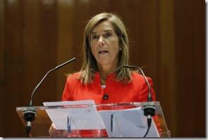 Ana Mato, foto Jaime García