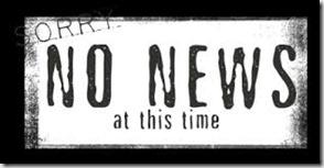 No News bad news