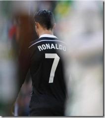 Cristiano Ronaldo, foto Reuters