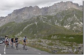 Tour de Francia Galibier