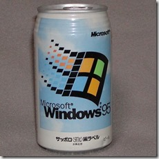 Windows 95, bote