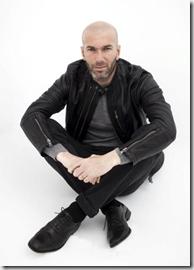 Zinedine Zidane, foto publicada en El Mundo