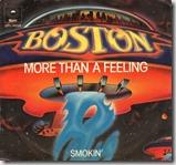 Boston More than a feeling