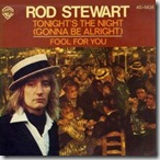 Rod Stewart Tonight's the Night