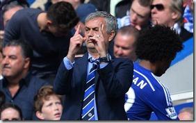 Mourinho Foto AFP