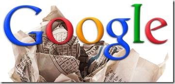 Sin noticias de Google News