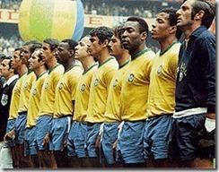 Brasil México 70