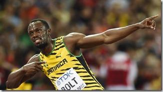 Dios Salve a Usain Bolt