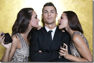 Cristiano Ronaldo, foto Nathan Gallagher, Vanity Fair