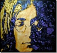 Te imaginas a John Lennon