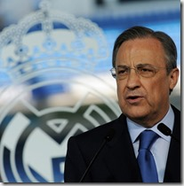 FBL-ESP-REAL MADRID-PEREZ