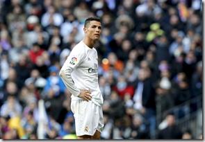 Cristiano Ronaldo, foto Ballesteros, Efe