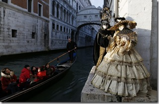 Venecia sin máscaras II