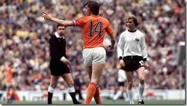 Johan Cruyff, foto archivo Marca