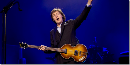 Paul McCartney Madrid