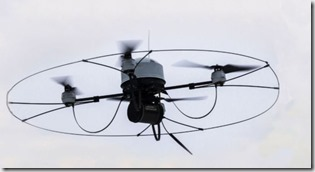 Águilas contra drones