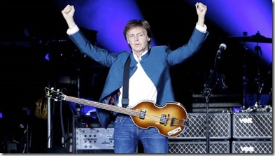 Paul McCartney, madrid 2 de junio 2