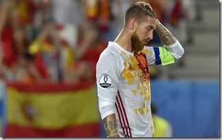 Sergio Ramos reflexiona, Foto Efe