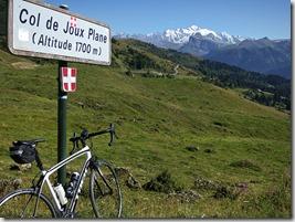 Joux Plane Tour de Francia