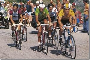 Morzine Tour de Francia