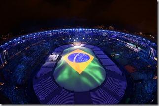 Clausura Juegos Río 2016