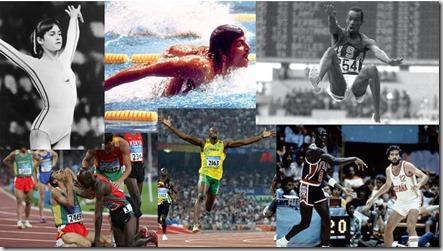 Dónde viste las Olimpiadas II